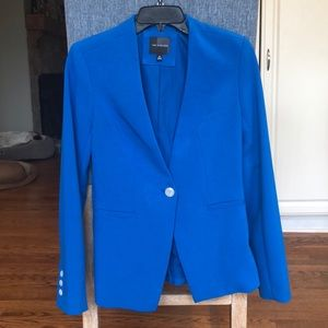 The Limited Royal Blue Blazer